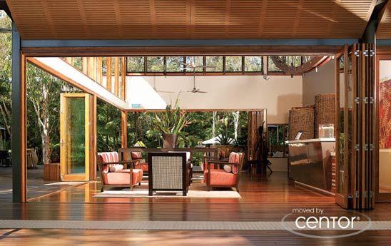 Summer living   Home Build - Design   Pinterest   Bi fold doors ...