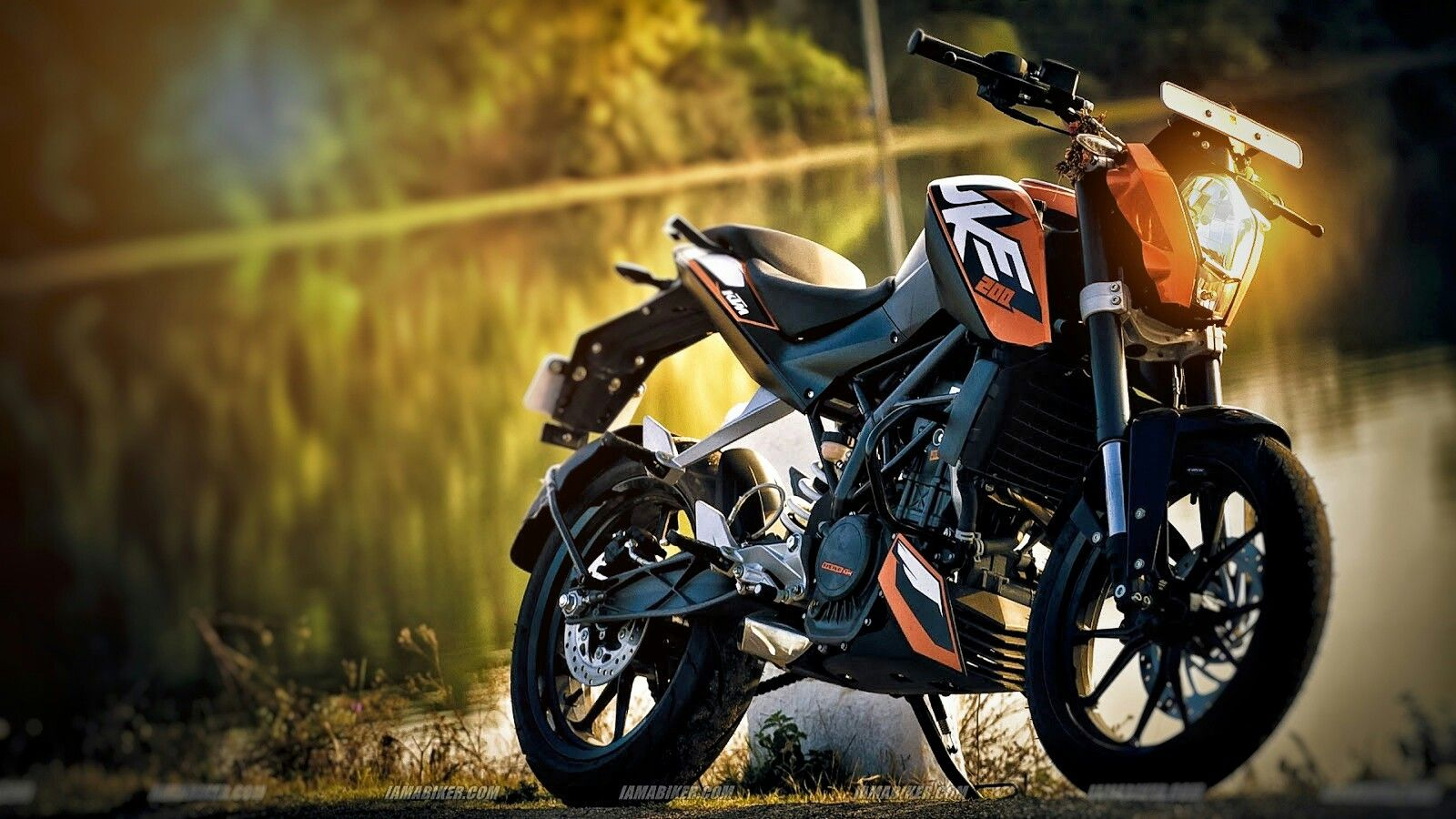 Picsart Editing Background Ktm Duke 200 Duke Bike Ktm