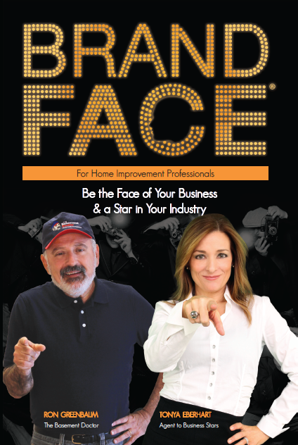 Ron Greenbaum, The Basement Doctor, Co Authored BrandFace For Home  Improvement Professionals With