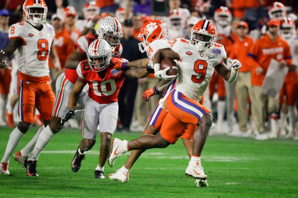 Fantastic Fiesta finish! Clemson comeback lifts Tigers to