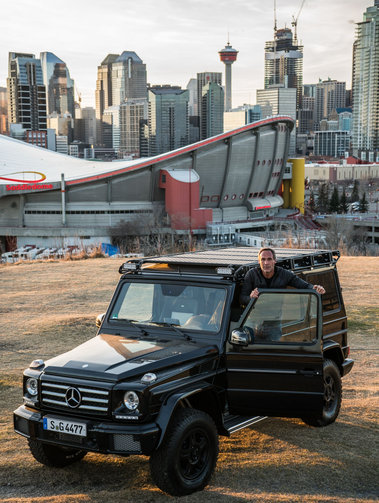 A new adventure Mike Horn in a Mercedes Benz G Class Check out the