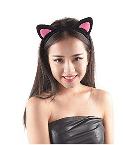 Crazy Night Cute Cat Ear Headband Costume Favors