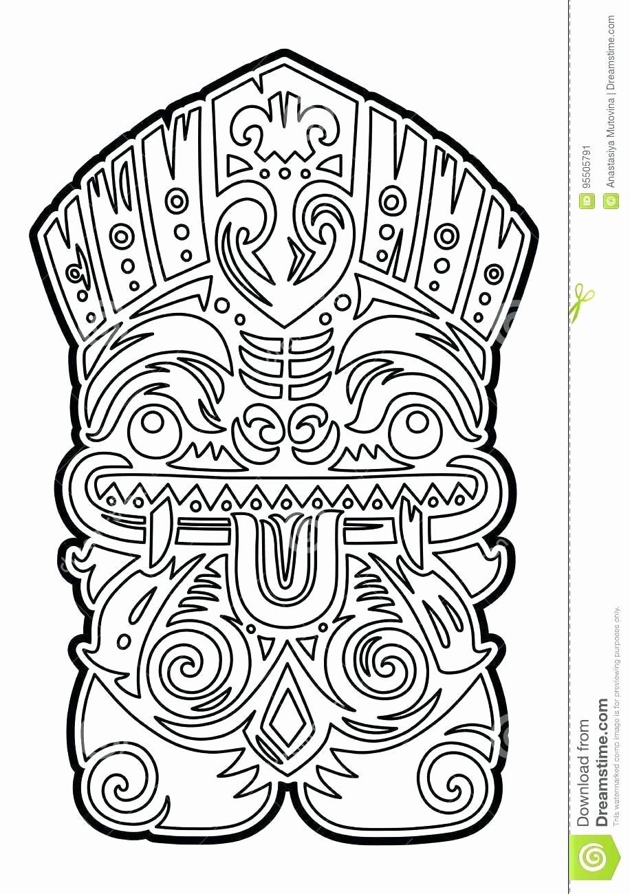 Hawaiian Shirt Coloring Page Fresh Hawaiian Coloring Page