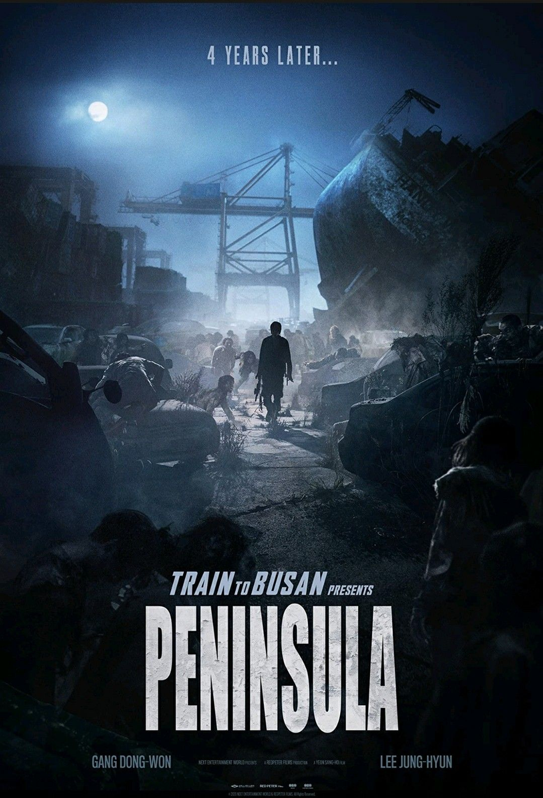 Train To Busan 2 Peninsula 2020 Movie Review In Tamil Busan Movies Online Full Movies