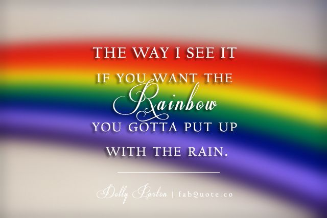Strength Quotes Page 6 Of 15 Fabquote Co Rainbow Quote Nature Quotes Memories Quotes