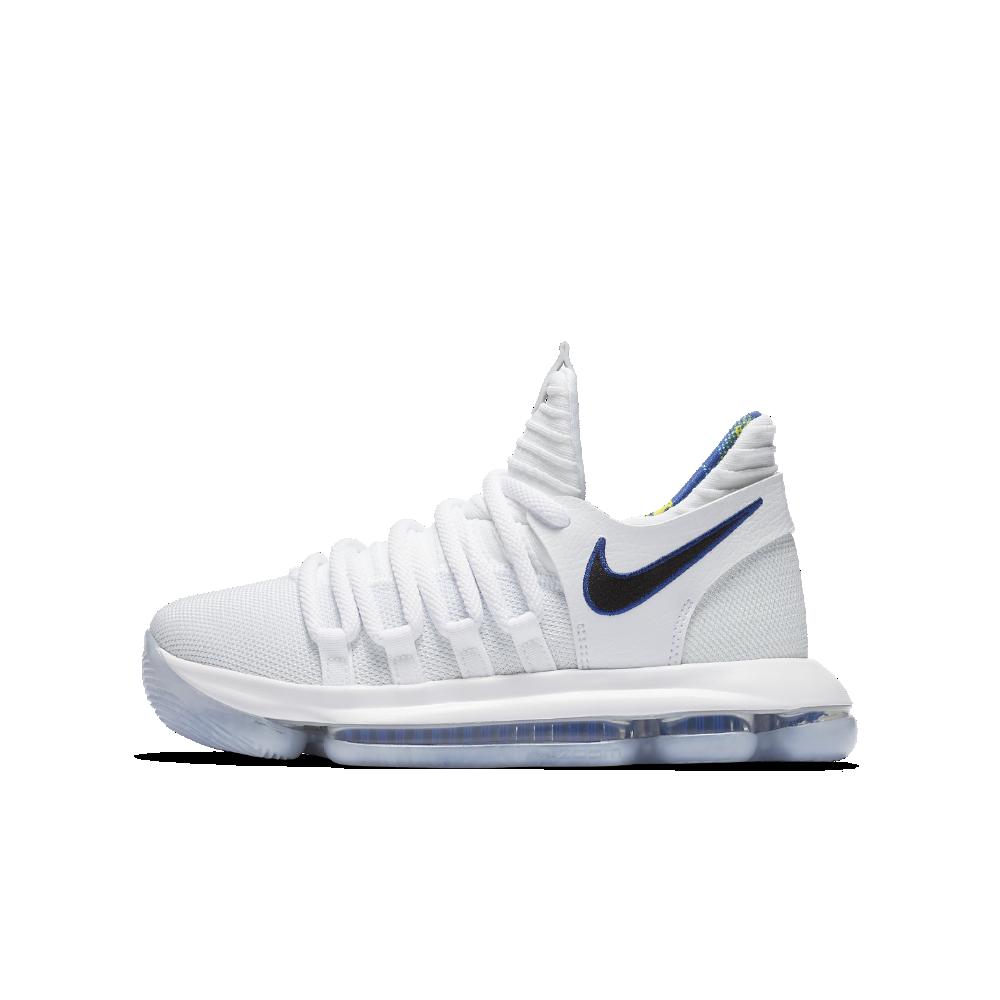 06a756ad965d Nike Zoom KDX Limited NBA Big Kids  Basketball Shoe Size
