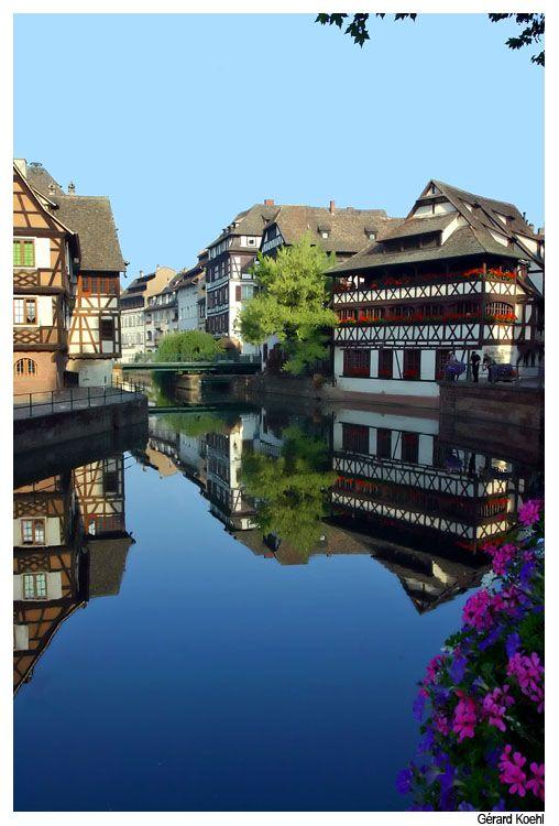 Epingle Sur Strasbourg Aujourd Hui Et Demain