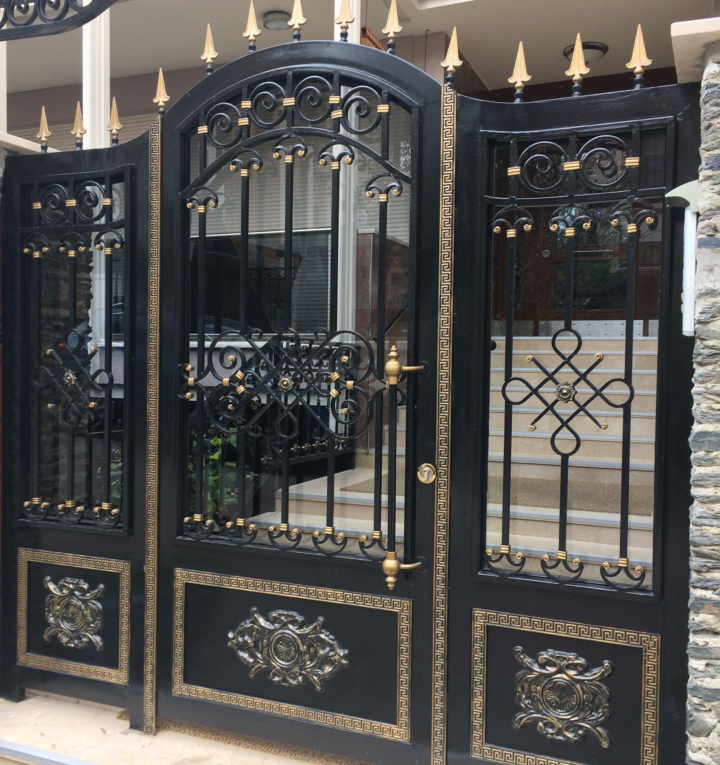 Square Tubing For Carport 2020 In 2020 Steel Gate Design Gate Design Gate Designs Modern