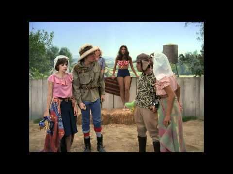 Pt 2 Laverne & Shirley meet the Fonz and Ritchie camping .Episode- To Have and To Hold.
