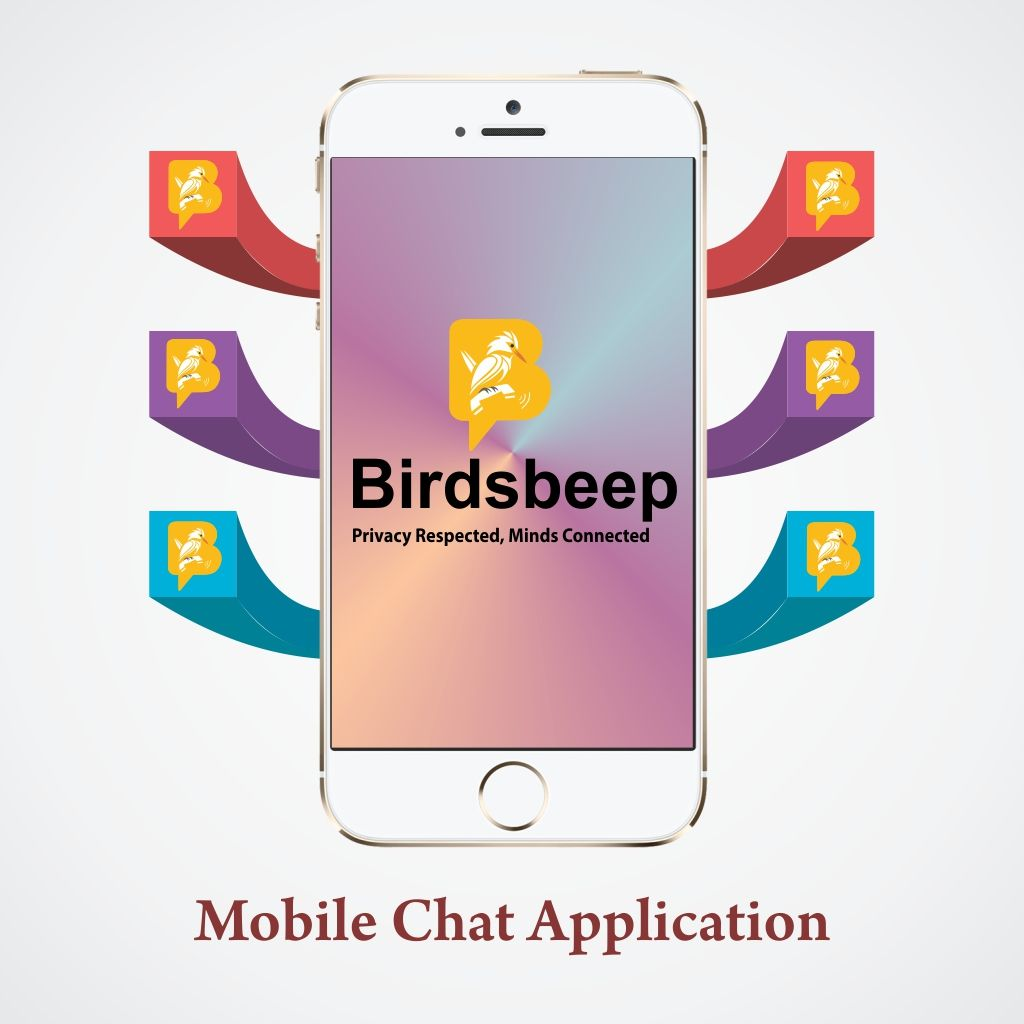 BirdsBeep Innovative Mobile Chat Application Web