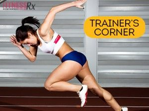 3 Sprint Workouts - Go fast, get lean, feel strong!