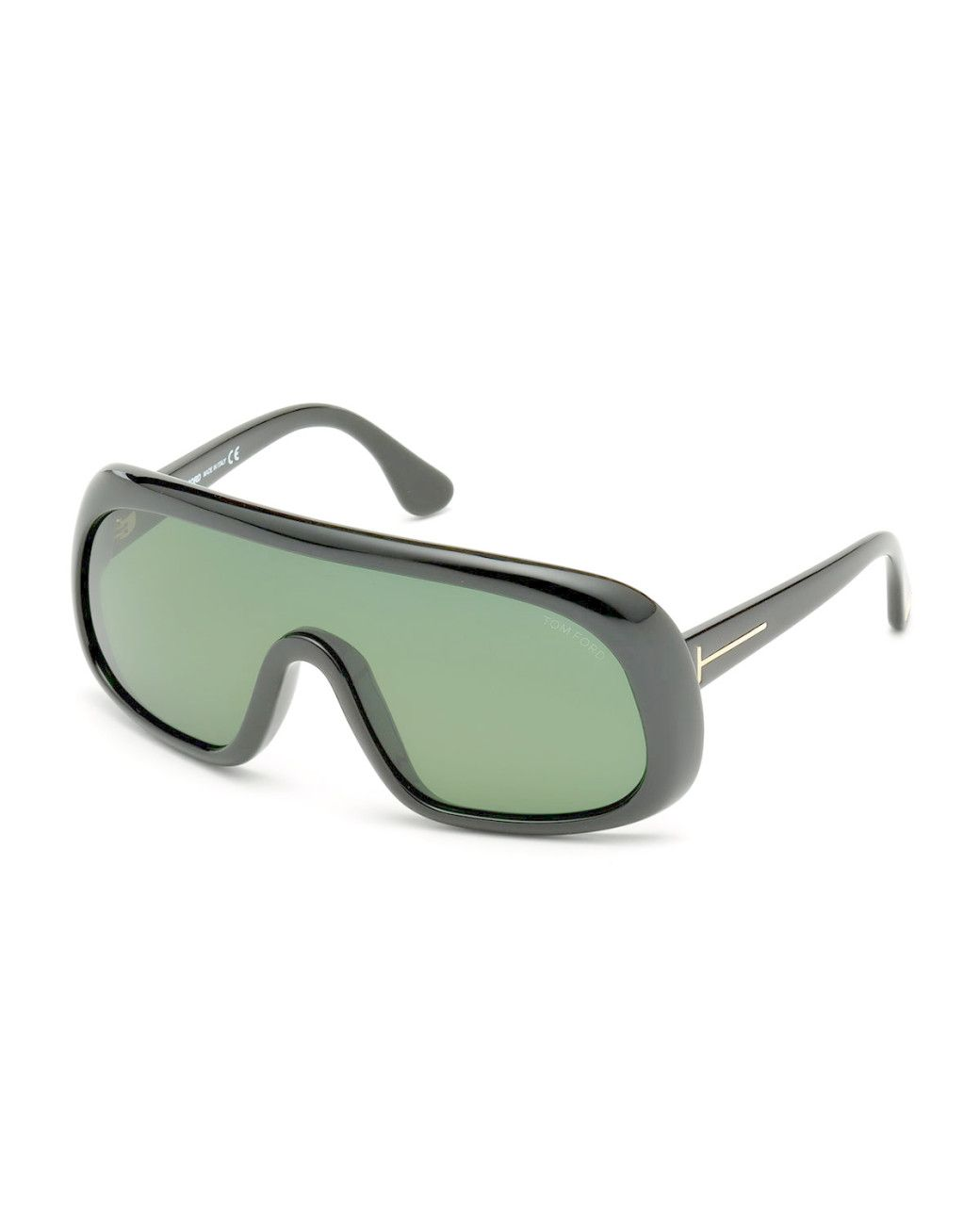 1e840355bf3 Men s Black Sven Shield Sunglasses