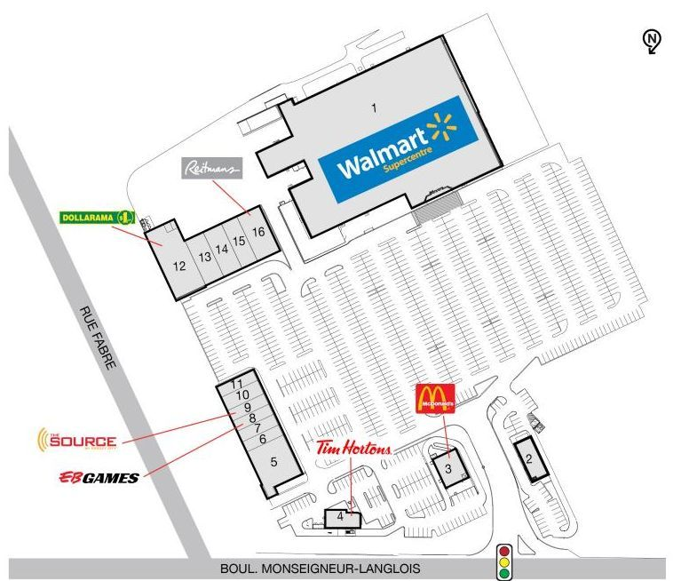 Smartcentres Valleyfield Shopping Plan Canada Shopping Brand Names Shopping Places