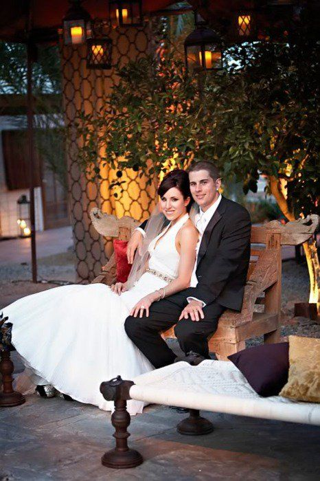 Valary dibenedetto wedding