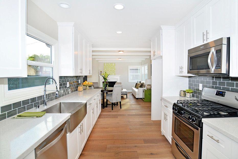 Elegant Flip or Flop Kitchen Cabinets