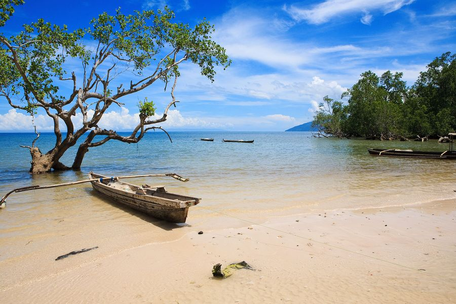 Beach on East Timor Island http://www.travelbrochures.org/123/asia/holiday-trip-to-east-timor