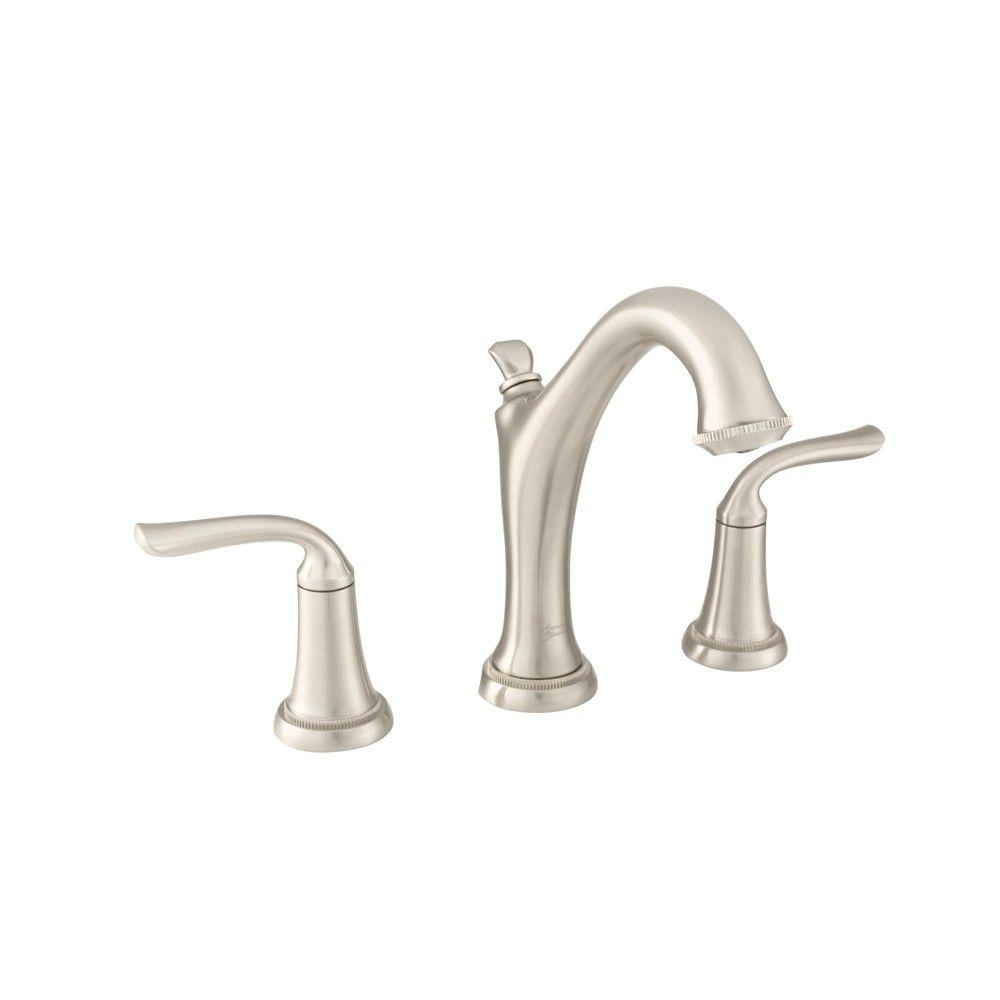American Standard 7106 801 Patience 1 2 Gpm Widespread Bathroom