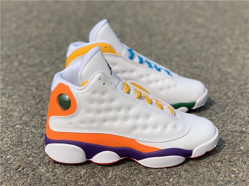 2020 New Air Jordan 13 Playground In 2020 Kids Jordans Jordan
