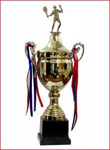 Ft 1505 Badminton Sportstrophies Trophies Badminton Trophies Sports Awards Sports Cup Sports Cup Trop Sports Trophies Sports Medals Trophies And Medals