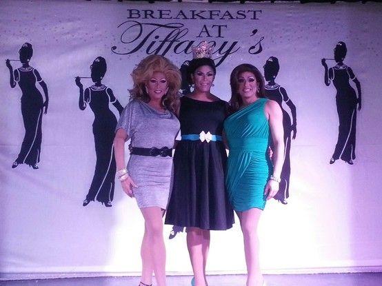 Catia Lee Love, Sally Sparkle and Kirby Kolby