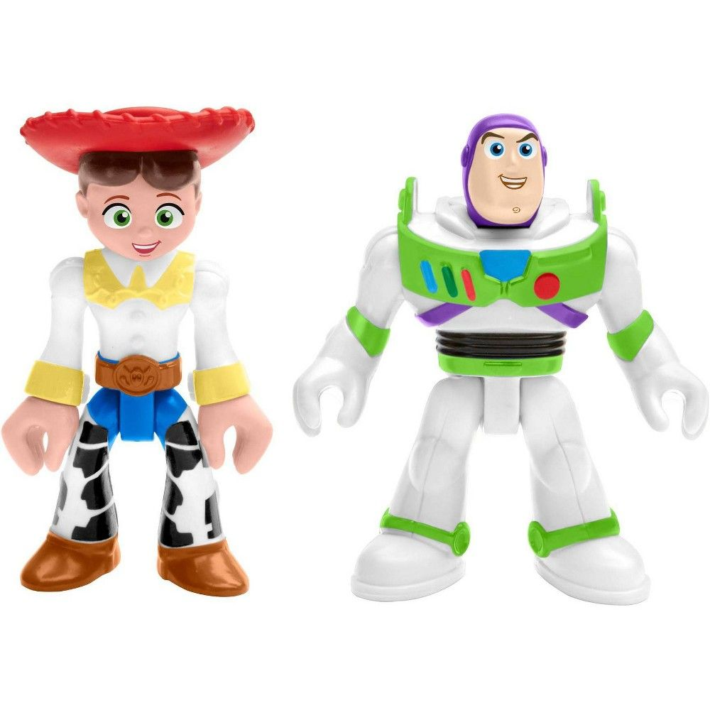 Fisher-Price Imaginext  disney toy story woody Action Figure Collection  XMAS