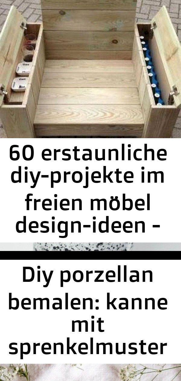 60 erstaunliche diy-projekte im freien möbel design-ideen - #design #erstaunliche #freien #ideen 16 #projekteimfreien