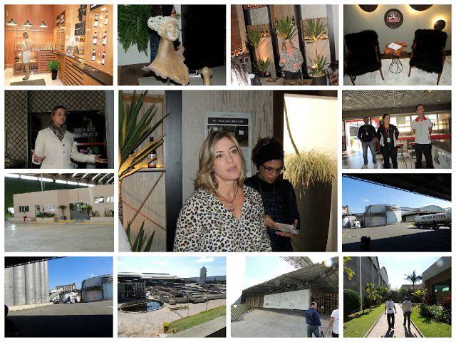 SOCIAIS CULTURAIS E ETC.  BOANERGES GONÇALVES: Tour pela fábrica Brasil Kirin