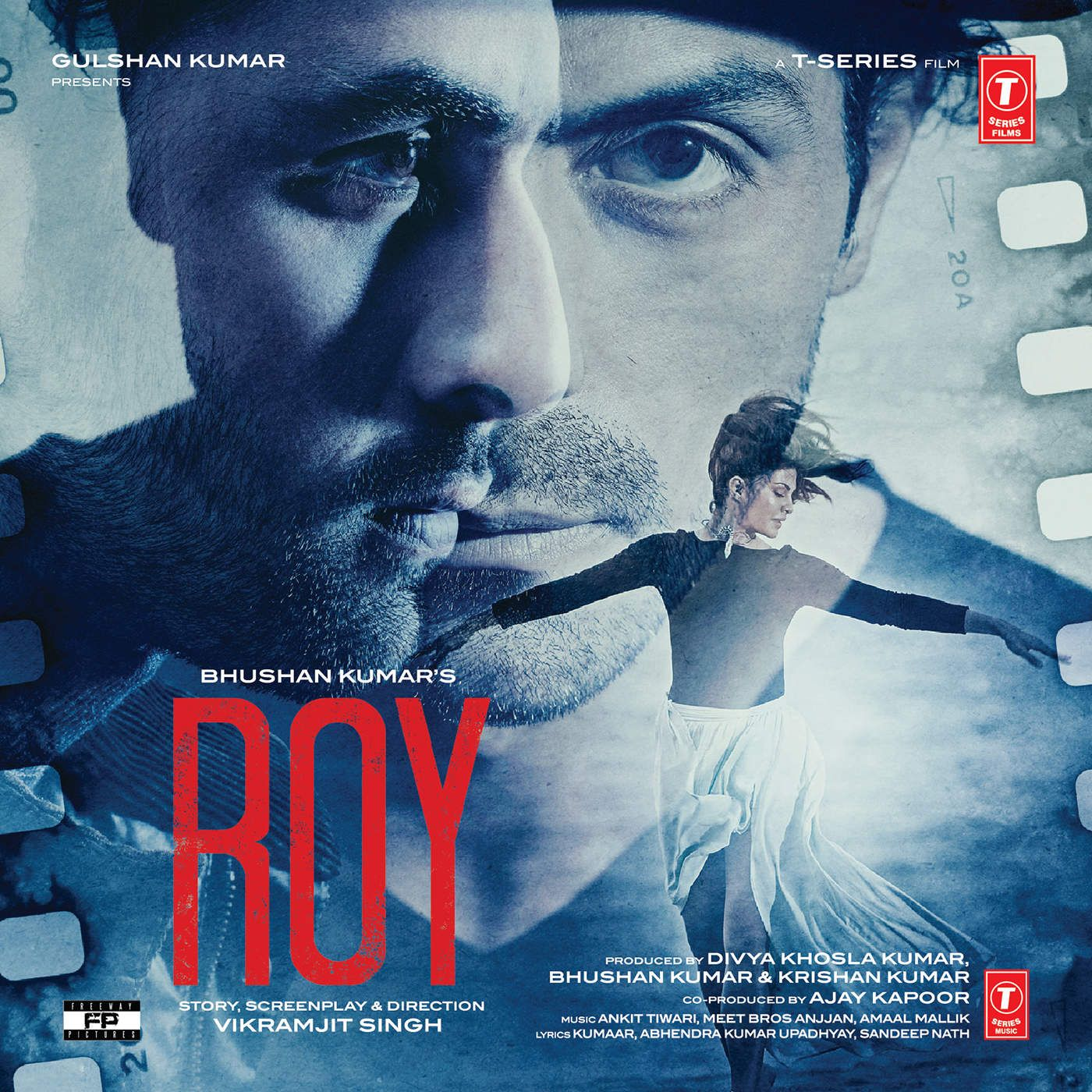 Roy (2015) Movie Mp3 Songs. | Bollywood music, Movie songs