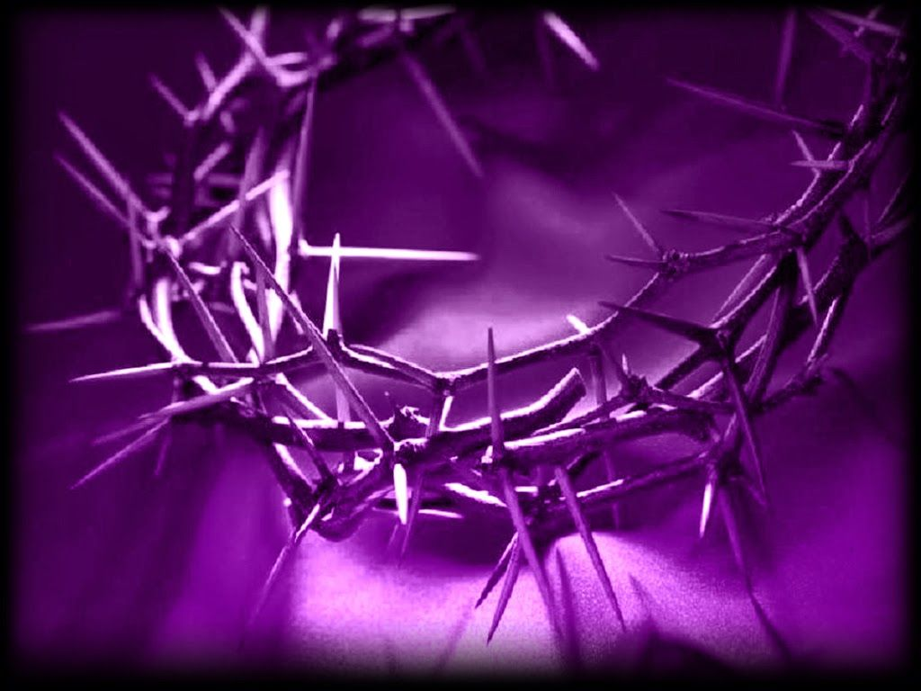 Holy Week Wallpaper Crown Of Thorns Holidays Lent