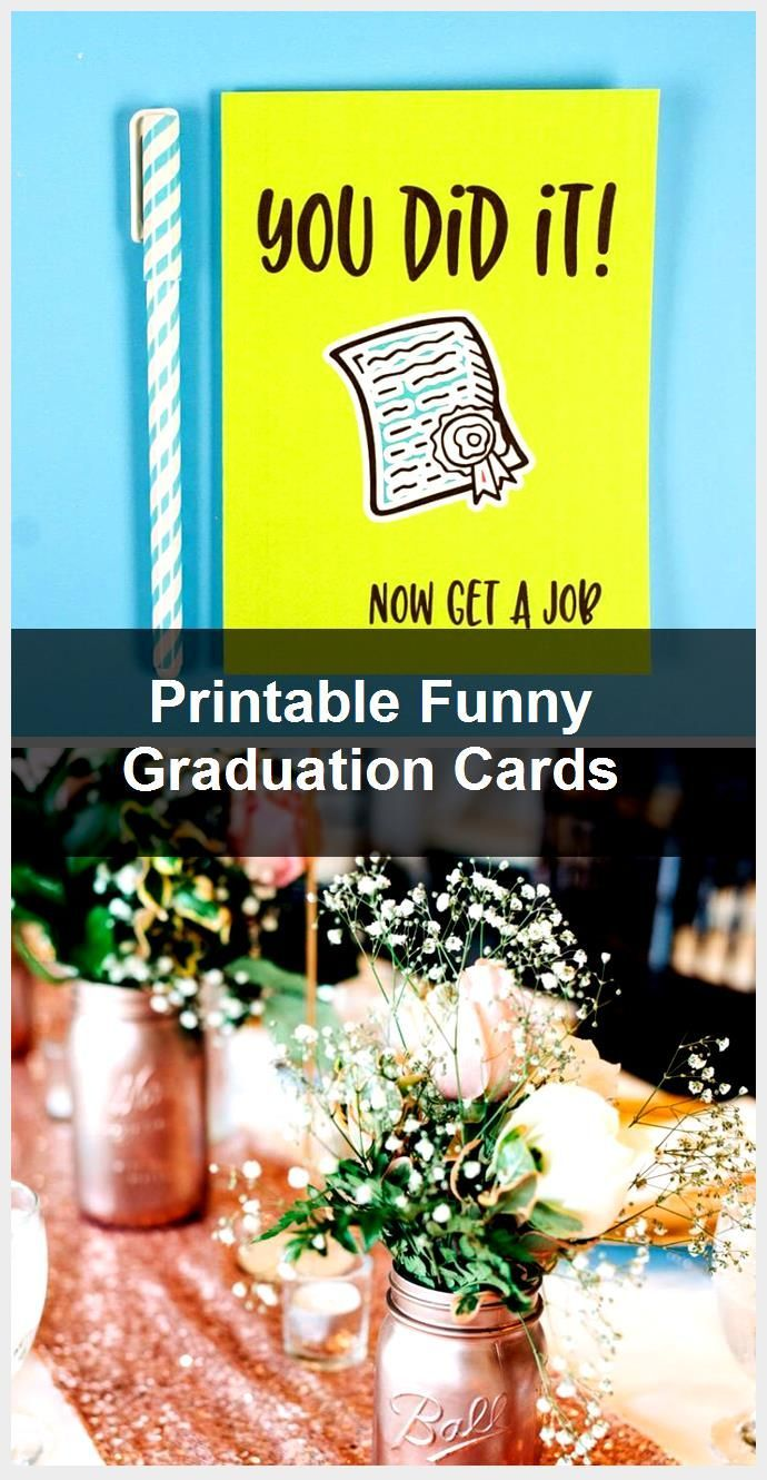Photo of Printable Funny Graduation Cards ,  #Cards #Funny #Graduation #graduationinvitationsunflowers…