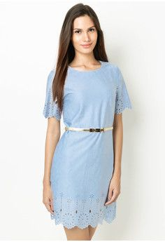 edfe629861e1 CLN Charles Dress  onlineshop  onlineshopping  lazadaphilippines  lazada   zaloraphilippines  zalora. Find this Pin and more on Online Shopping  Philippines ...