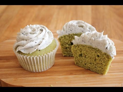 recipe: easy green tea cupcakes [7]