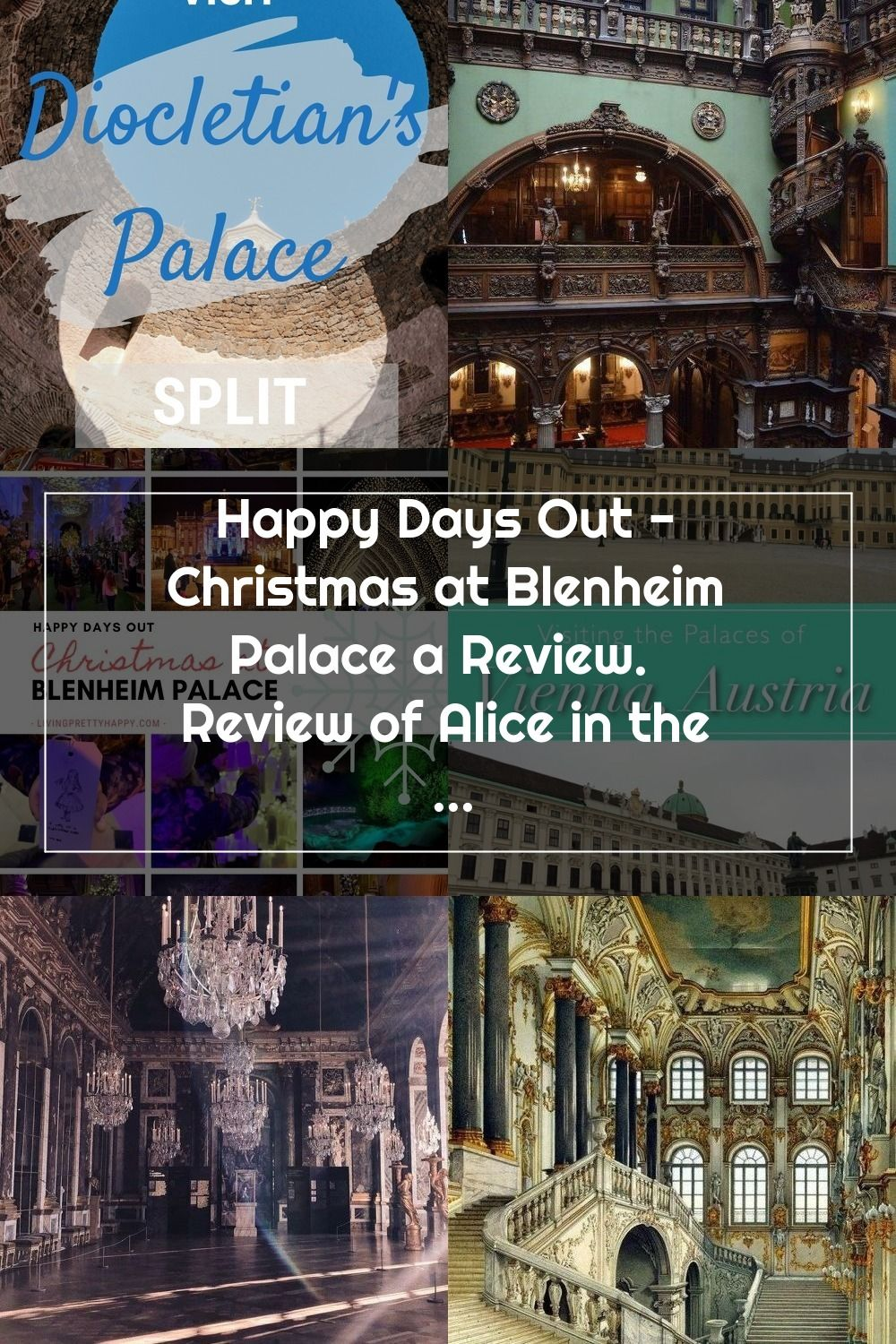 Happy Days Out Christmas At Blenheim Palace A Review Review Of Alice In The Palace Illuminated Ch In 2020 Blenheim Palace Christmas Experiences Christmas Days Out
