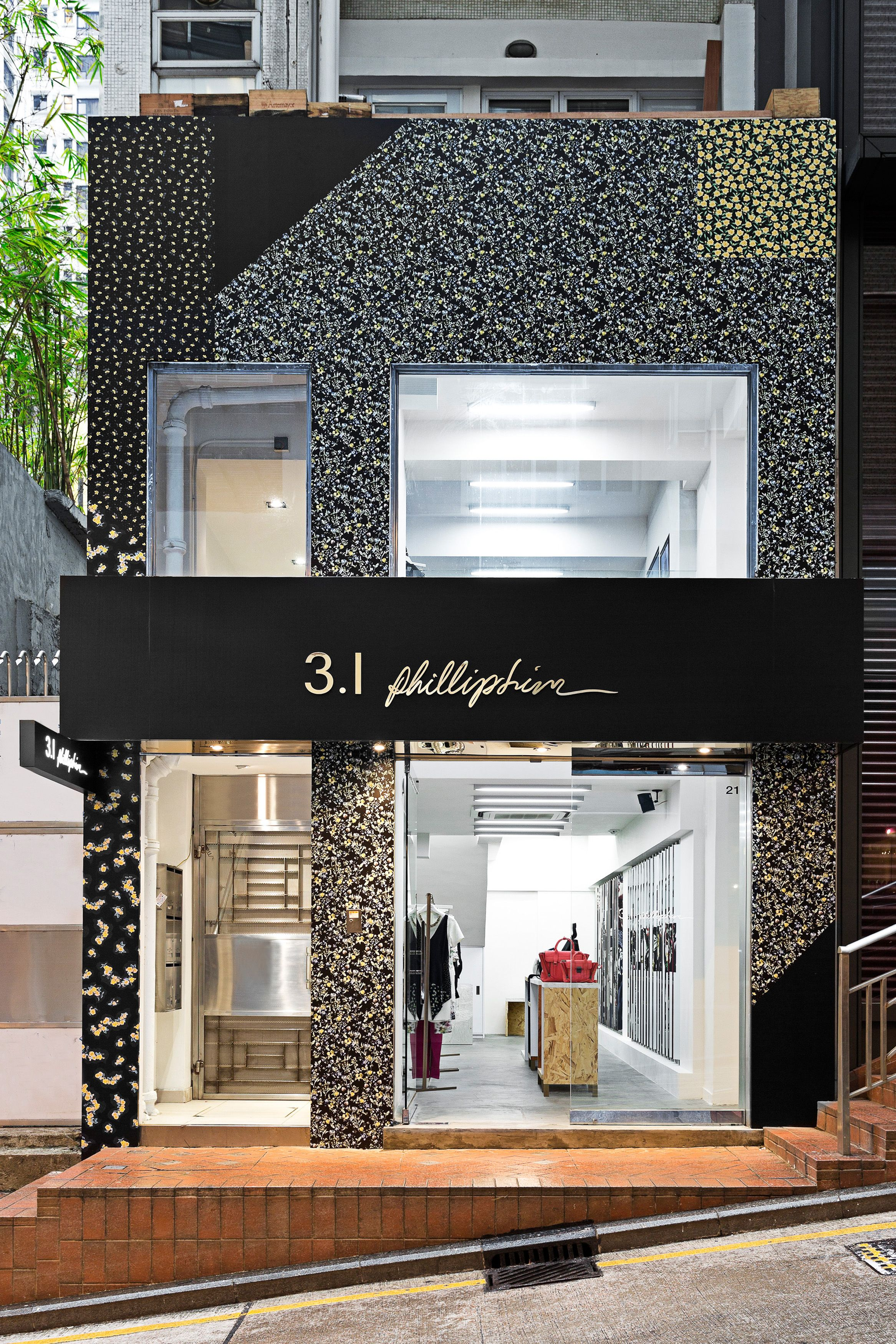 Store Facade Exterieur Wing Fung Pop Up Store Evolution To Women S Ss13 Tel 2520 6266