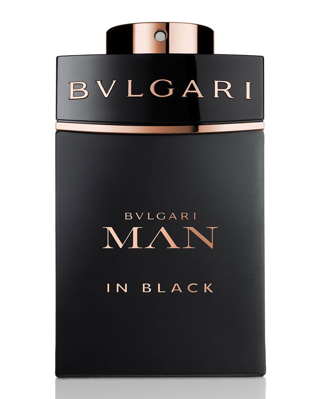 Bvlgari Man In Black Eau De Parfum 34 Oz Cosmetics Perfume