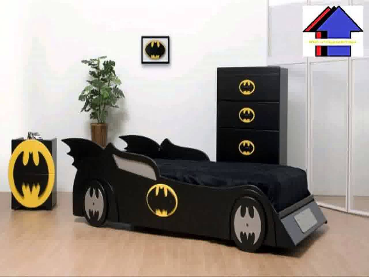 Batman Kinderzimmer ~ Bedroom: superhero bed sets marvel bedroom ideas batman room