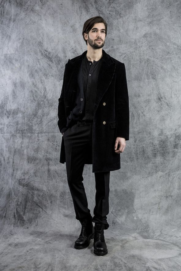 Ermanno Scervino Fall 2017 Menswear Collection - Fashion Unfiltered