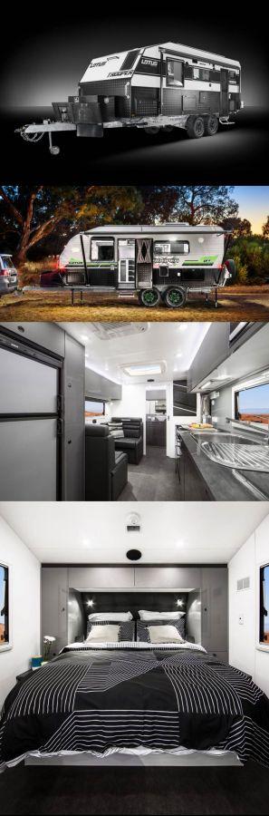 Lotus Caravans – Trooper trailer #design #transportdesign #transport #travel #camper #industrialdesign