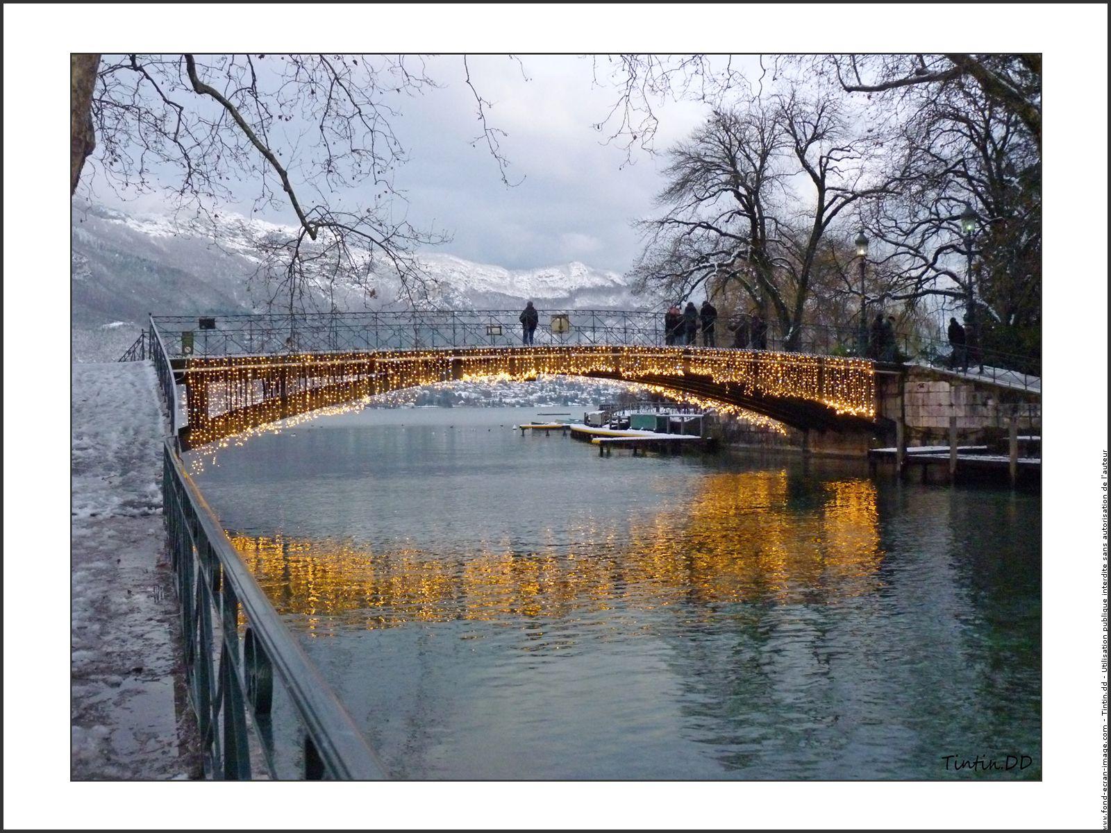 Le Pont des Amours Lac d Annecy FR Annecy Pinterest