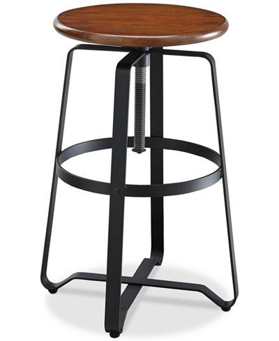 New Outdoor Adjustable Bar Stools