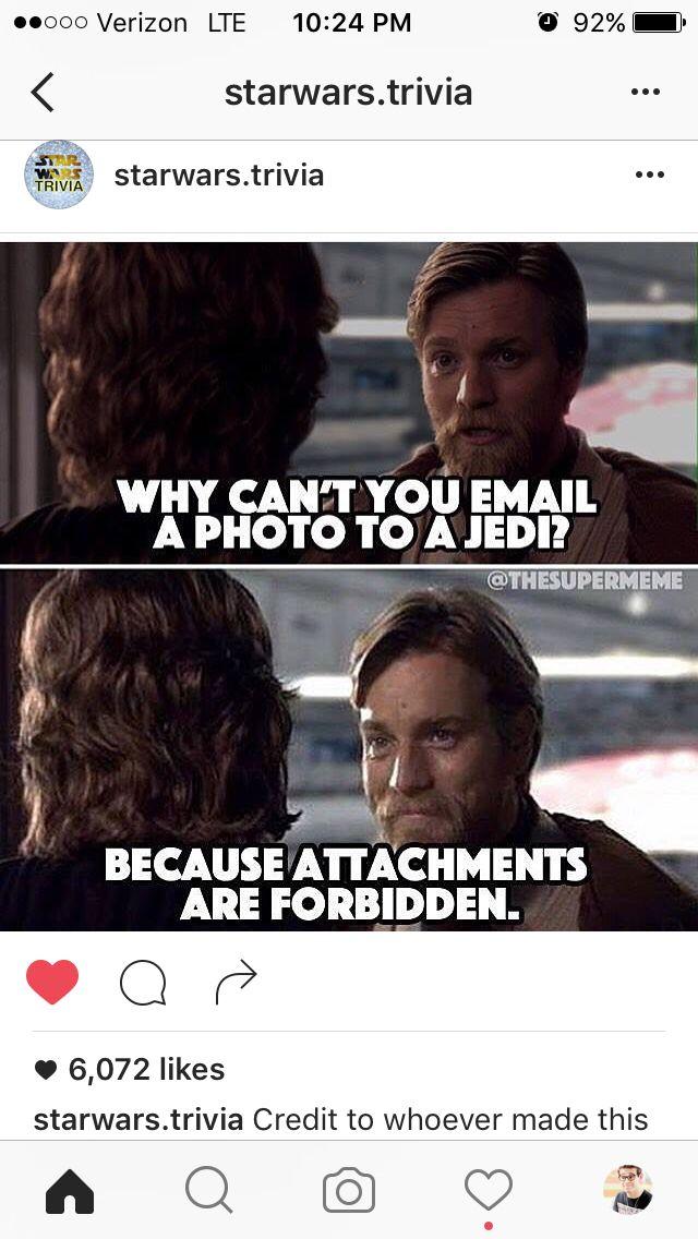 Pin By Erika Hosler On Movies Tv Star Wars Puns Star Wars Memes Star Wars Humor