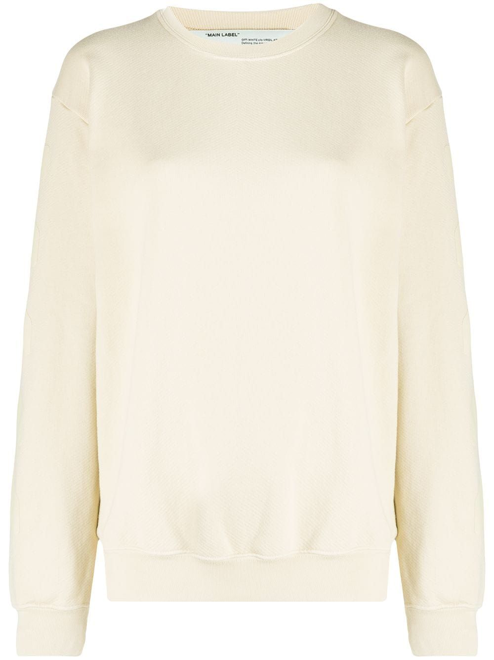 Off White Off White Parachute Sweatshirt Off White Cloth [ 1920 x 1835 Pixel ]