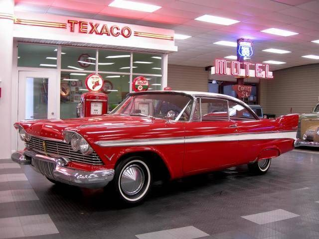 1957 Plymouth Belvedere For Sale 1894543 Hemmings Motor News