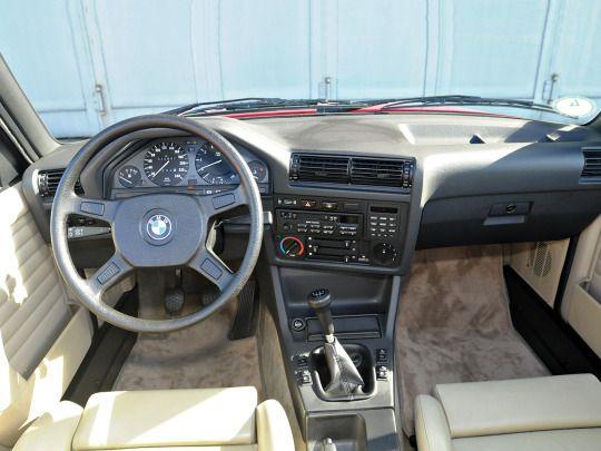 Car Interiors Car Interior Bmw E30 Bmw
