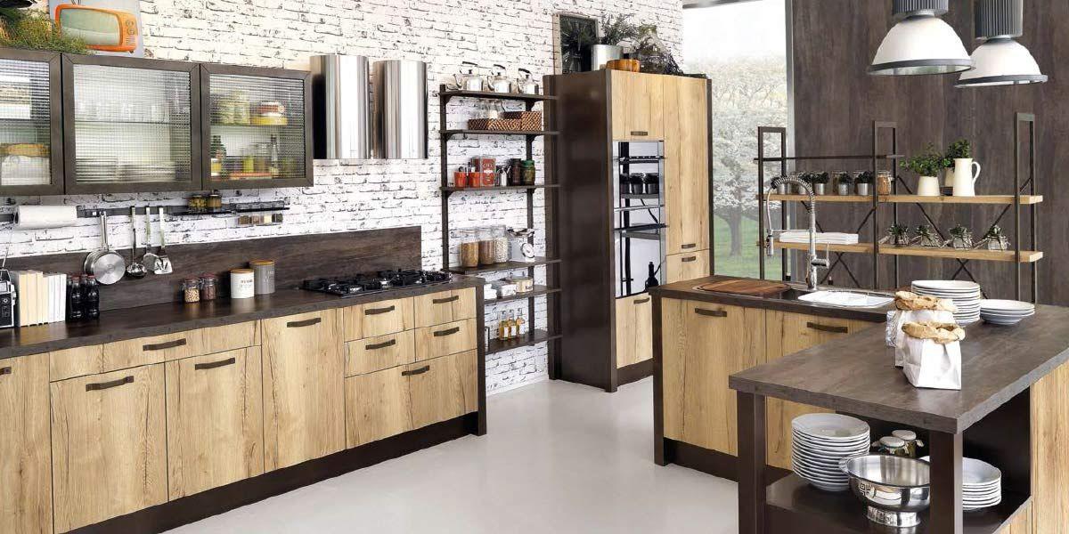 come fare per una cucina funzionante dall'estetica impeccabile ... - Cucina Rovere Naturale
