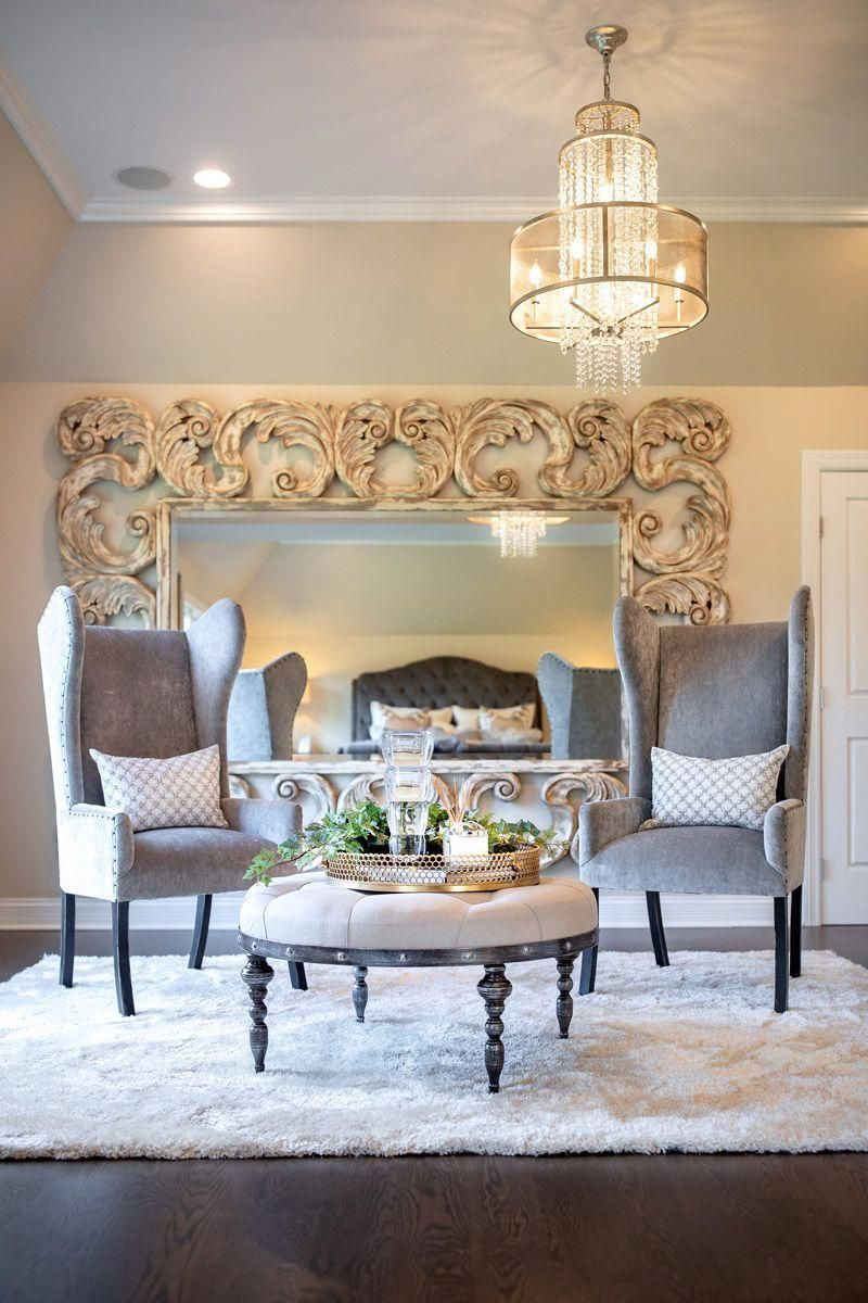 Master Bedroom Sitting Area   Luxury Interior Designs by ...