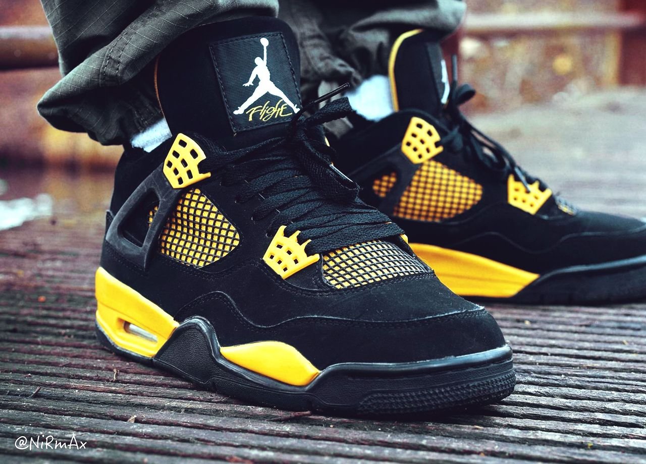 finest selection a45d9 29352 Nike Air Jordan IV Thunder - 2012 (by nirmax)