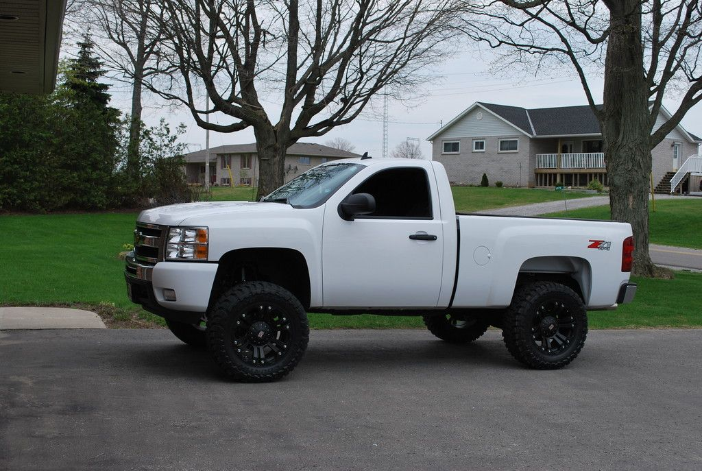 2009 chevy silverodo fully load 1500 z71 4x4 5 3 v8 7 5 lift kit 35 inch toyo open cuntrys 20. Black Bedroom Furniture Sets. Home Design Ideas