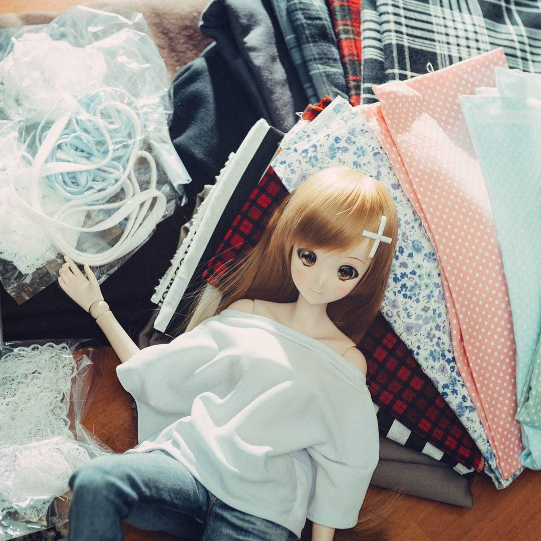 Smart Doll Mirai Suenaga by abyga90