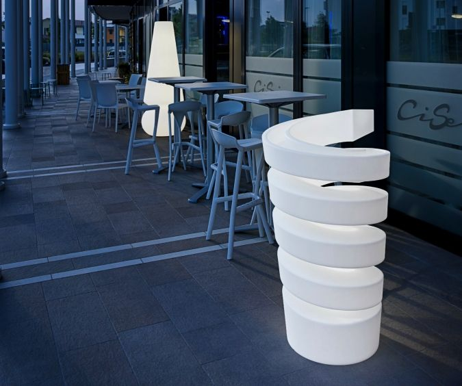 a very unique floor lamp svaso garden patio pinterest